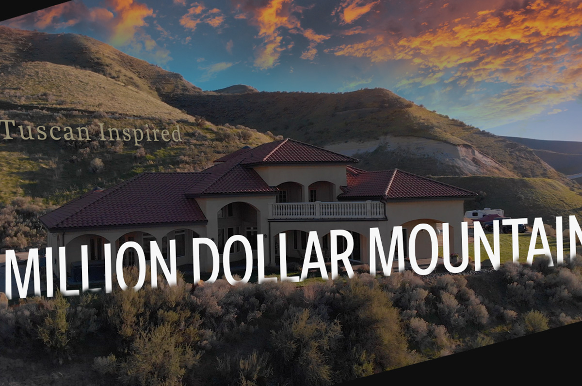Emmett Idaho Million Dollar Home
