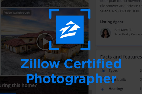 Alei Merrill Zillow HD Video Walkthroughs