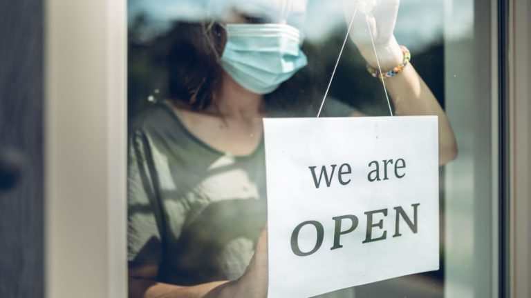 Eagle businesses open during pandemic